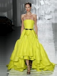 Jason Wu Spring/Summer 2012 - New York Fashion Week