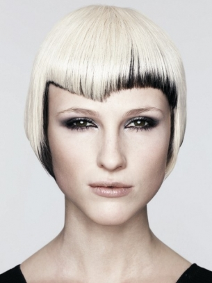 spiky haircuts with bangs layered haircuts schwarzkopf stylish layered hairstyles 5318