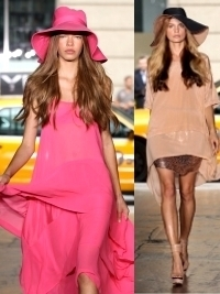 DKNY Spring/Summer 2012 – New York Fashion Week