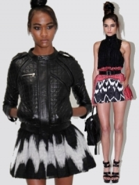 L.A.M.B by Gwen Stefani Spring 2012 - New York Fashion Week