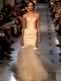 Zac Posen Spring 2012 - New York Fashion Week