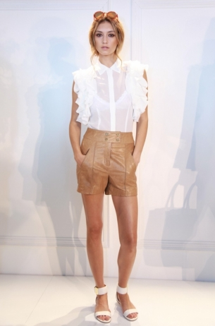 Rachel Zoe Spring 2012- New York Fashion Week