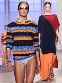 Tommy Hilfiger Spring 2012 - New York Fashion Week