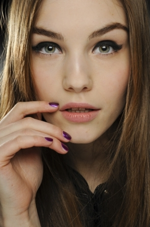 Runway Nail Art and Polish Color Trends for Fall/Winter 2011