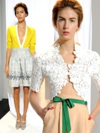 Wes Gordon Spring 2012 - New York Fashion Week