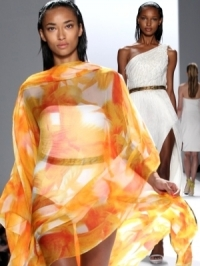 Carlos Miele Spring 2012 - New York Fashion Week