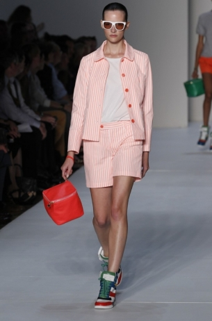 Marc by Marc Jacobs Spring 2012-New York Fashion Week