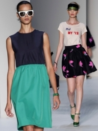 Marc by Marc Jacobs Spring 2012 - New York Fashion Week
