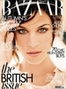 Alexa Chung Covers Harper's Bazaar UK October 2011