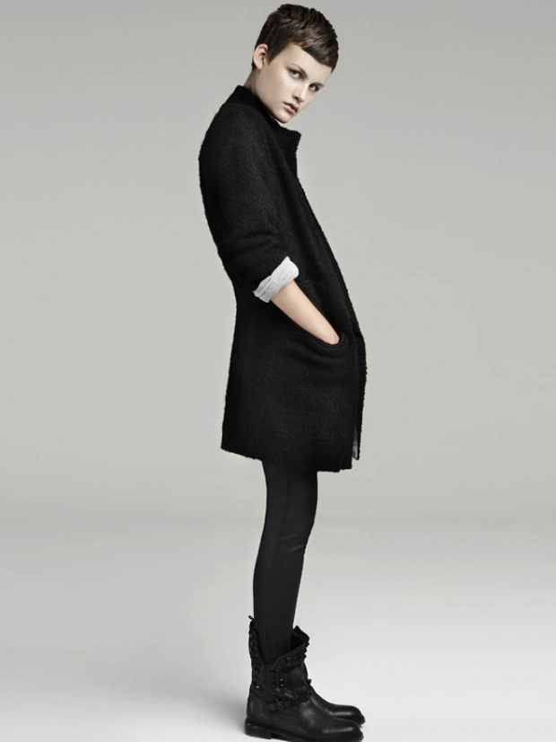 Zara September 2011 Lookbook