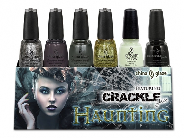 China Glaze Haunting