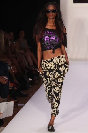 Abbey Dawn by Avril Lavigne Spring 2012- New York Fashion Week