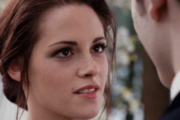 Breaking Dawn Wedding Bella as Bride