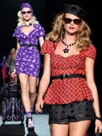 Anna Sui Spring 2012 – New York Fashion Week