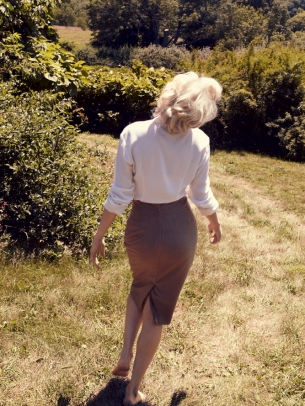 Michelle Williams Vogue 2011