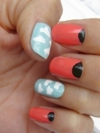 Loveliest Fall Nail Art Ideas 2011