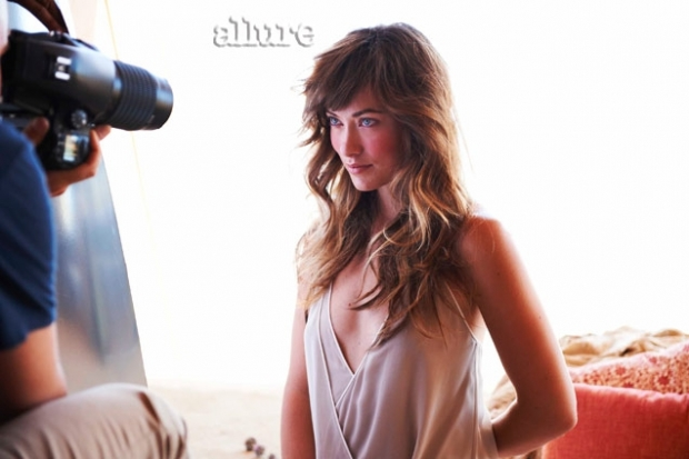 Olivia Wilde Covers Allure October 2011