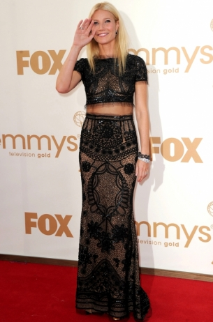 Gwyneth Paltrow 2011 Emmy Awards dress