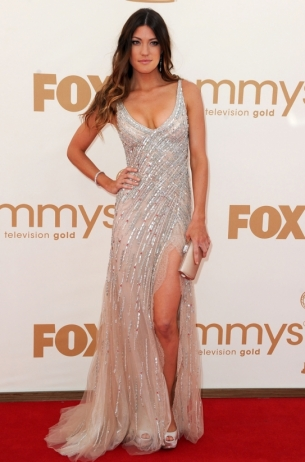 Jennifer Carpenter 2011 Emmy Awards