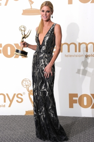 Julie Bowen 2011 Emmy Awards dress