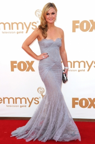 Julia Stiles 2011 Emmy Awards dress