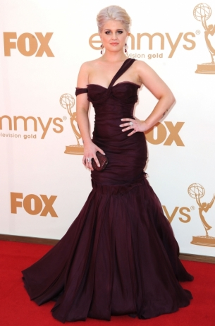 Kelly Osbourne 2011 Emmy Awards dress