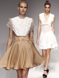Emilio de la Morena Spring 2012 - London Fashion Week