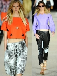 ACNE Spring 2012 RTW Preview - London Fashion Week