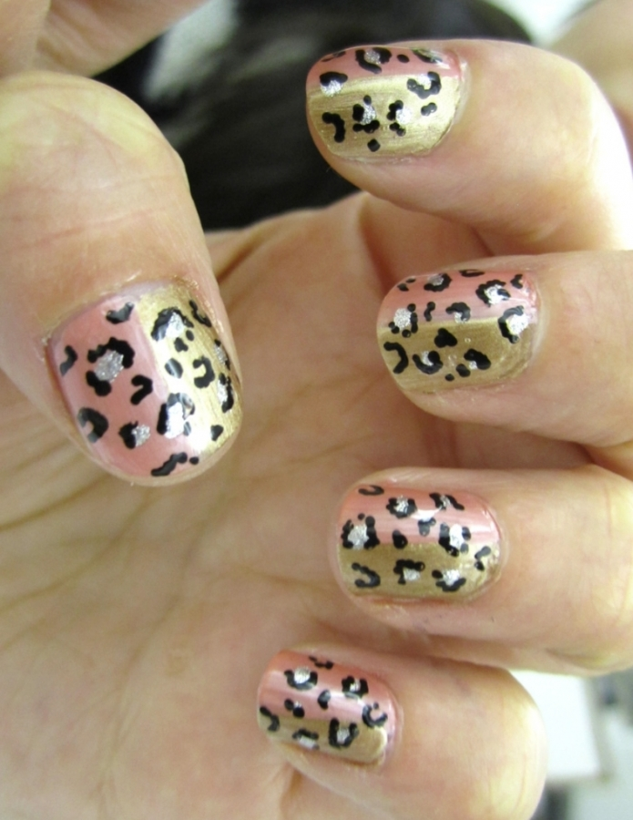 Delicious Nail Designs: Simple Colorful Nail Art Ideas