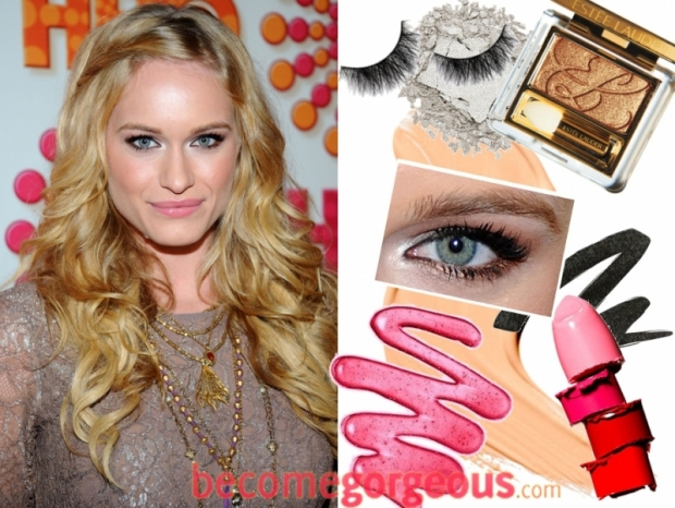 Best Celebrity Makeup Looks from 2011 Emmy Awards