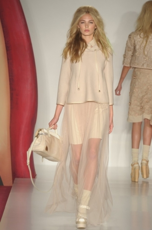 Mulberry Spring 2012 - London Fashion Week