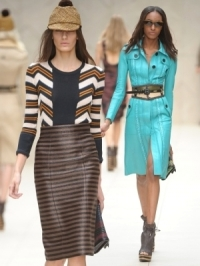 Burberry Prorsum Spring 2012 - London Fashion Week