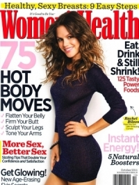 Rachel Bilson Talks Fitness and Fashion with Women's Health