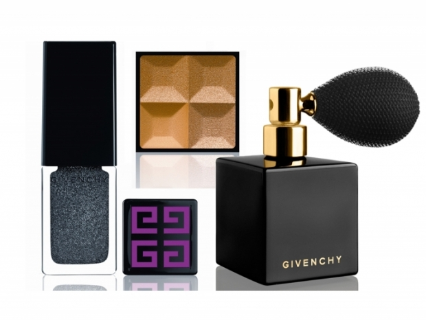 Givenchy Nuit Celeste Holiday Makeup Collection 2011