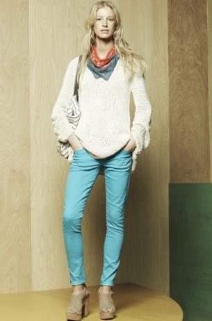 Gap Spring 2012 Collection