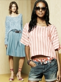 Gap Spring 2012 Fashion Collection