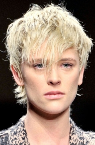 runway inspired short hairstyle ideas fall 2011