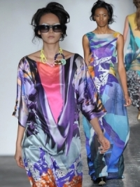 Basso & Brooke Spring 2012 - London Fashion Week