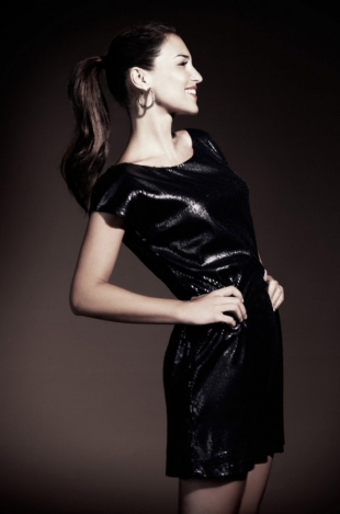 Blanco Fall/Winter 2011-2012 Campaign with Paula Echevarría