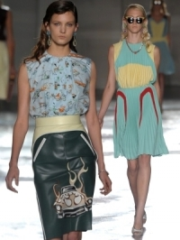 Prada Spring 2012 - Milan Fashion Week