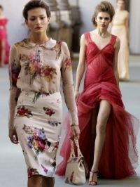 Luisa Beccaria Spring 2012 - Milan Fashion Week
