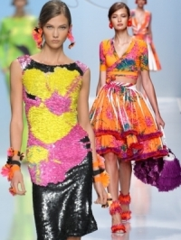Blumarine  Spring 2012 - Milan Fashion Week