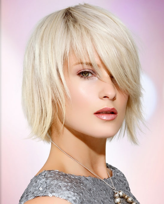 Sexy Medium Layered Hairstyles