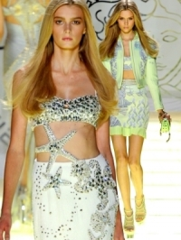 Versace Spring 2012 - Milan Fashion Week