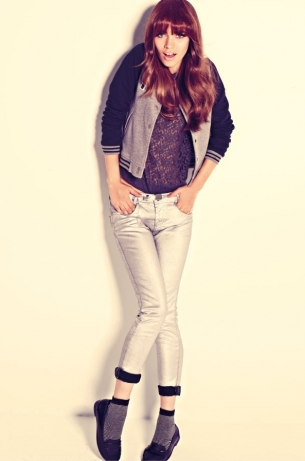 Pull and Bear September 2011 Lookbook