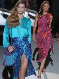 Salvatore Ferragamo Spring 2012 - Milan Fashion Week