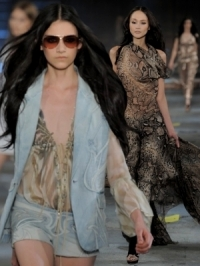 Just Cavalli Spring 2012 - Milan Fashion Week