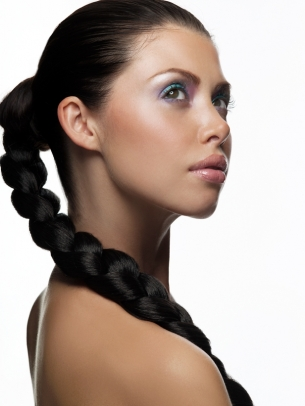 Long Braided Hair Style