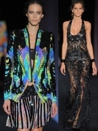 Roberto Cavalli Spring 2012 - Milan Fashion Week