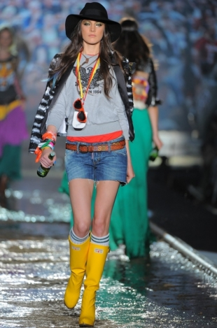 Dsquared2 Spring 2012 - Milan Fashion Week